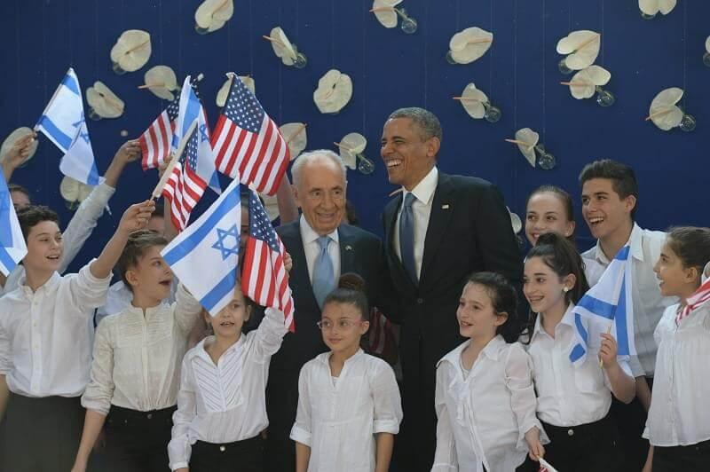 Yes We Can: מלווים את ביקור אובמה